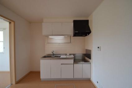プラシードD[2DK/42.98m2]のキッチン