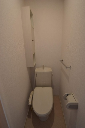 サンワハイツG[1K/30m2]のトイレ