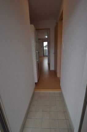 サンワハイツG[1K/30m2]の玄関