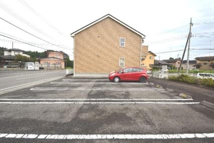 ブローテ[2DK/44.82m2]の駐車場