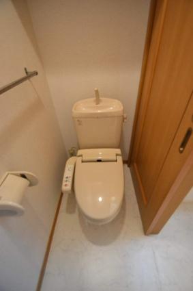 ブローテ[2DK/44.82m2]のトイレ