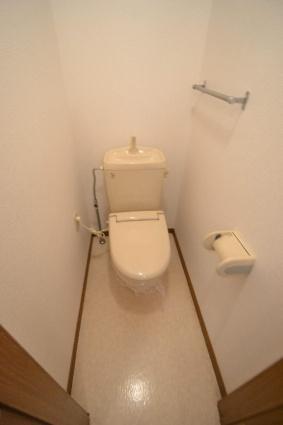 メゾン・コンフォート[2DK/46.92m2]のトイレ