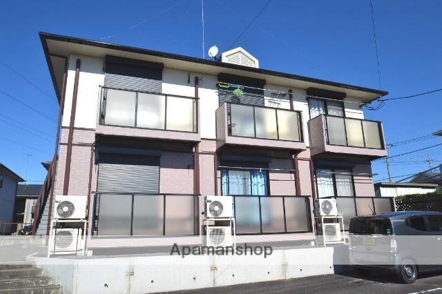 栃木県塩谷郡高根沢町、宇都宮駅徒歩140分の築18年 2階建の賃貸アパート