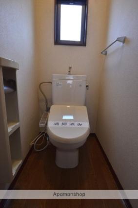 メゾンフレーズD[2DK/47.2m2]のトイレ