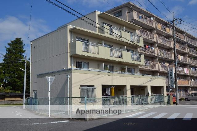 栃木県さくら市、氏家駅徒歩3分の築31年 4階建の賃貸マンション
