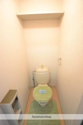 サニーコーポ竹下町[1K/21m2]のトイレ