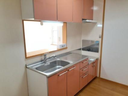 MスクウェアA[1LDK/45.72m2]のキッチン