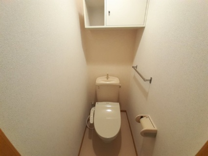 MスクウェアA[1LDK/45.72m2]のトイレ