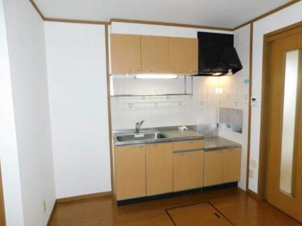シャルマンヴィラA[2DK/42.77m2]のキッチン