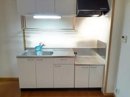 サフラワー[2DK/44.82m2]のキッチン