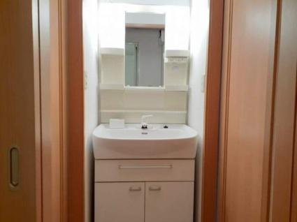サフラワー[2DK/44.82m2]の洗面所