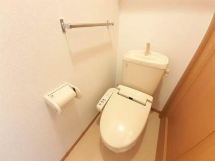 サフラワー[2DK/44.82m2]のトイレ