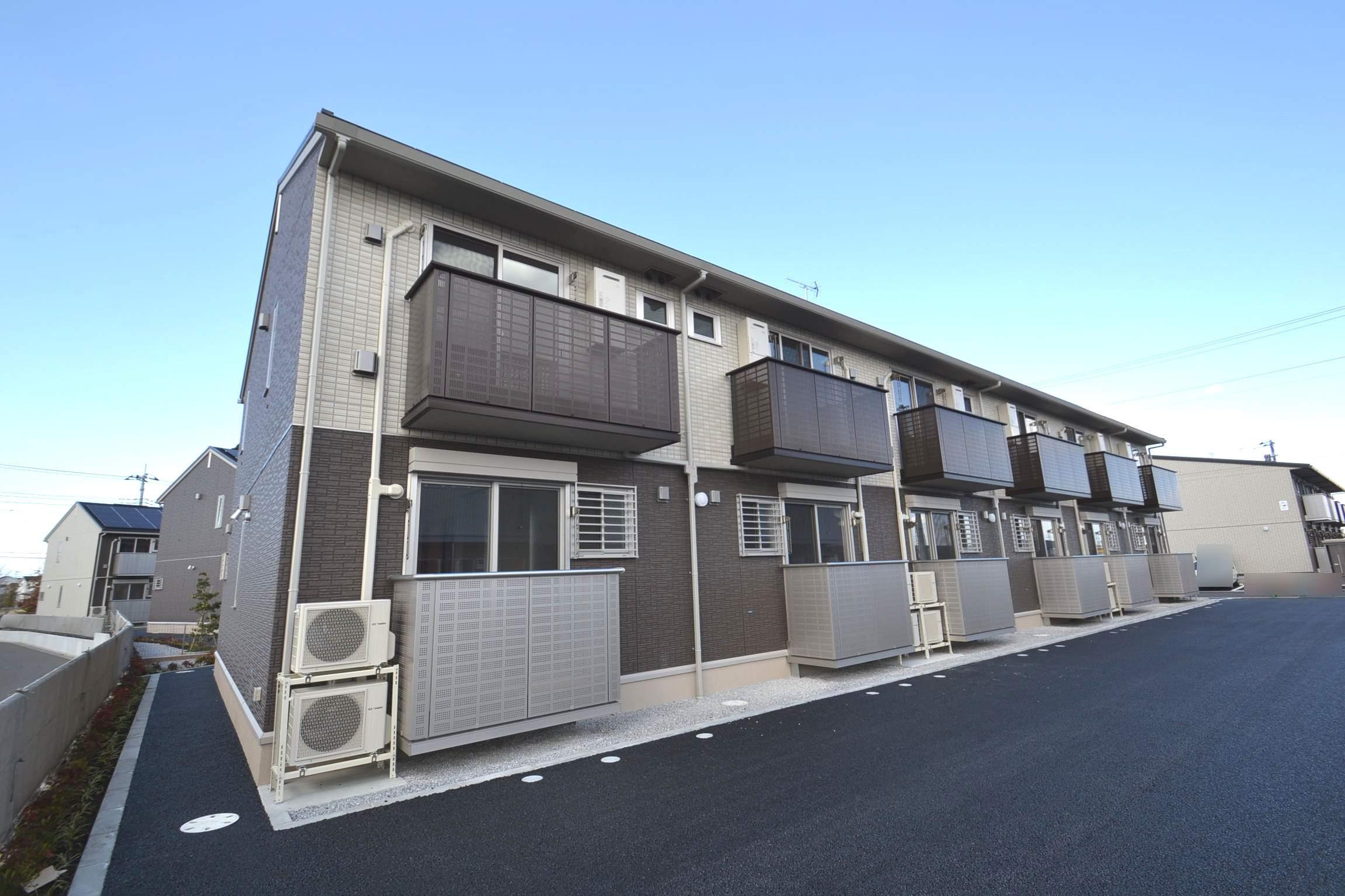 新着賃貸6:栃木県宇都宮市ゆいの杜7丁目の新着賃貸物件