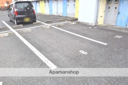 サザンテラスC[1LDK/43.84m2]の駐車場