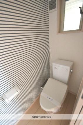 サザンテラスC[1LDK/43.84m2]のトイレ