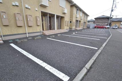グレイスコート清原台 C[1LDK/34.48m2]の駐車場