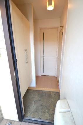 グレイスコート清原台 C[1LDK/34.48m2]の玄関