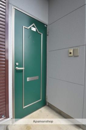 川上アパートA棟[2LDK/53m2]の玄関