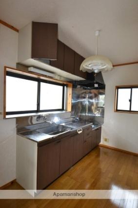 川上アパートA棟[2LDK/53m2]のキッチン
