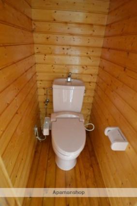 川上アパートA棟[2LDK/53m2]のトイレ
