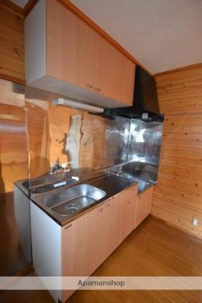 川上アパートB棟[2LDK/53.8m2]のキッチン