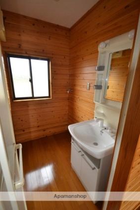 川上アパートB棟[2LDK/53.8m2]の洗面所