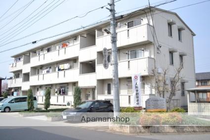 栃木県小山市、小山駅徒歩26分の築9年 3階建の賃貸アパート