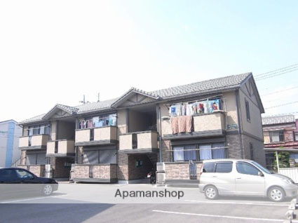 栃木県小山市、小山駅徒歩20分の築13年 2階建の賃貸アパート