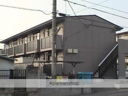 栃木県小山市、小山駅徒歩17分の築16年 2階建の賃貸アパート