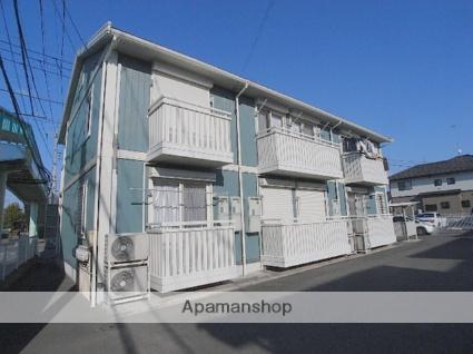 栃木県小山市、小山駅徒歩30分の築13年 2階建の賃貸アパート