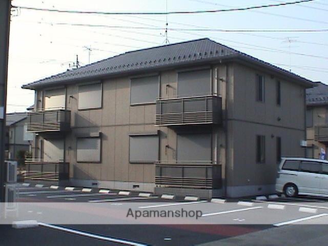 栃木県小山市、小山駅徒歩27分の築13年 2階建の賃貸アパート