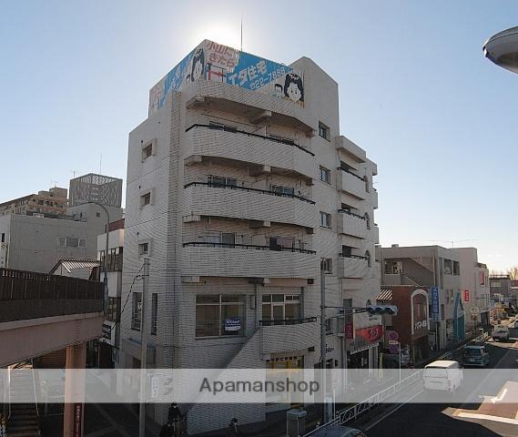 栃木県小山市、小山駅徒歩5分の築35年 5階建の賃貸マンション