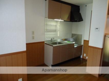 カーサ天神台A[2DK/40.5m2]のキッチン