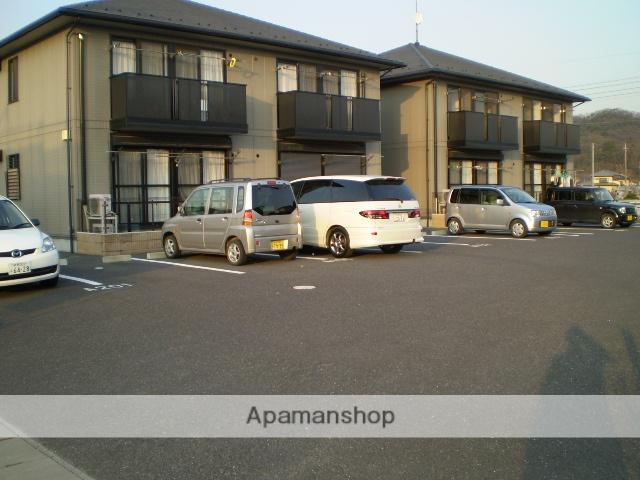 栃木県足利市の築15年 2階建の賃貸アパート