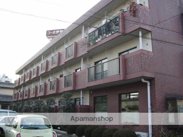 栃木県足利市、足利駅徒歩5分の築24年 3階建の賃貸マンション