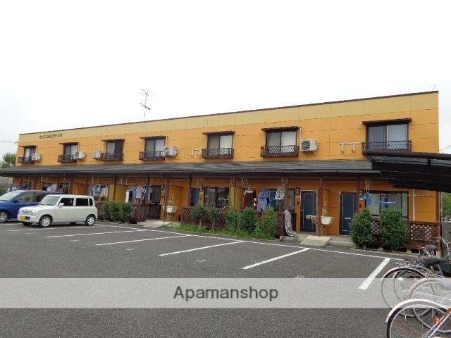 栃木県足利市、足利駅徒歩39分の築14年 2階建の賃貸アパート