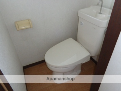 西新井メゾンエイト[2DK/34.78m2]のトイレ