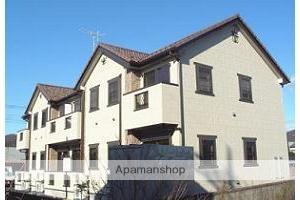 栃木県足利市、富田駅徒歩1分の築13年 2階建の賃貸アパート