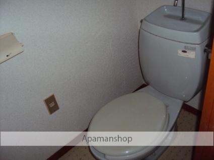 シティハイツ松本[2DK/38m2]のトイレ