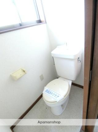 大沼田貸家[3DK/46.37m2]のトイレ