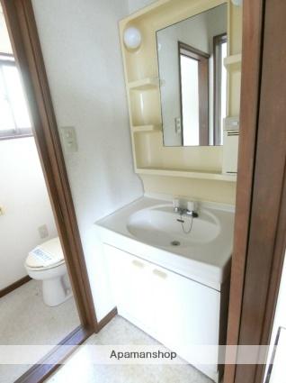 大沼田貸家[3DK/46.37m2]の洗面所