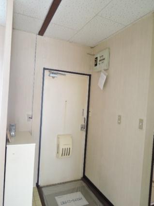 ハイツベスト Ⅰ[2DK/39.6m2]の玄関