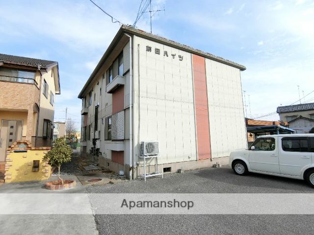 栃木県足利市、足利市駅徒歩19分の築30年 2階建の賃貸アパート