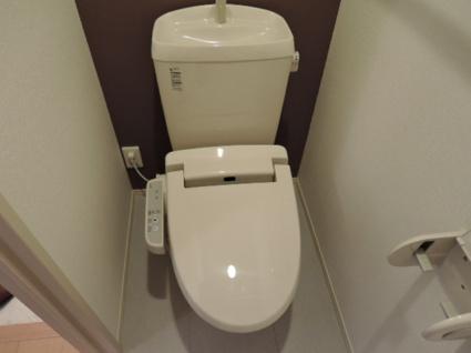 栃木県足利市五十部町[1LDK/33.39m2]のトイレ