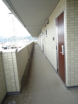 栃木県足利市五十部町[1LDK/33.39m2]の共用部1