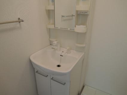 栃木県足利市五十部町[1LDK/33.39m2]の洗面所
