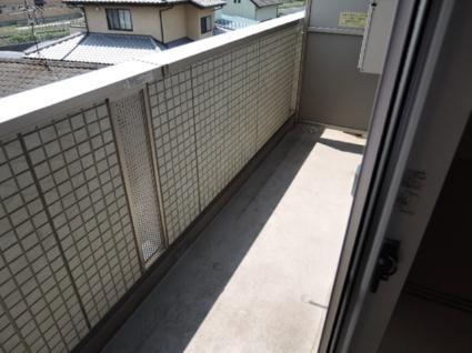 栃木県足利市五十部町[1LDK/33.39m2]のバルコニー
