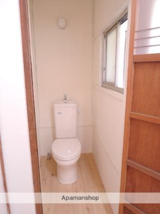 加持アパート[2K/31m2]のトイレ