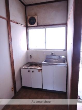 加持アパート[2K/31m2]のキッチン