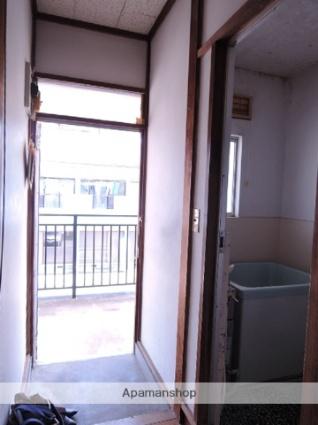 加持アパート[2K/31m2]の玄関